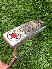 Scotty Cameron California Monterey Putter. 33 Inch. PGA Pro Seller.