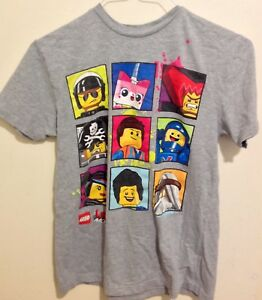 LEGO Movie boys tee Character Graphic