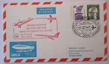 Aviación correo aéreo Exposición 1975 , privatganzsache (54881)