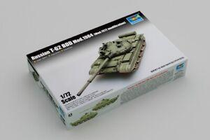 Trumpeter 07148 1/72 Russian T-62 BDD Mod.1984 (Mod.1972 modification)