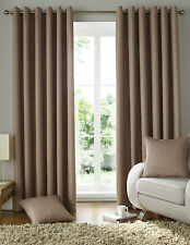 Unbranded Polyester Checked Curtains & Pelmets