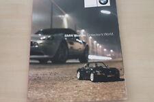 175983) BMW - Miniaturen Modellauto - Prospekt 2001