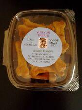 Doggie Yum Yum Treats Veggie Flavor 2.4oz pkg - DELICIOUS