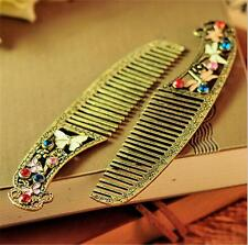 Good Quality Exquisite Butterfly Comb Dragonfly Hair Tools Stylish Unisex  YJ