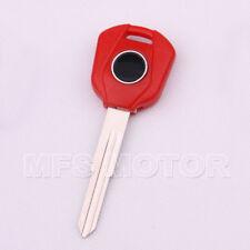 rouge pour Honda CBR600 400RR 900/929RR 954RR 1000RR Motorcyclette Clé vierge