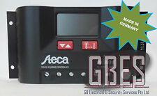 Steca PR Series 30A Solar Regulator 12V/24V With LCD PR3030  Made in Germany