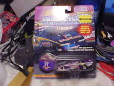 Johnny Lightning Dragsters U.S.A. Otter Pops Funny Car with Real Riders