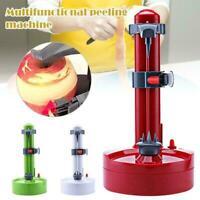 Elektrische automatische Schäler Obst Gemüse Kartoffelschale Küchengerät Y3T4