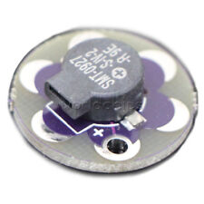 5PCS LilyPad Buzzer Small Speakers Module For Arduino TOP New