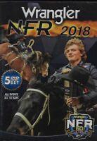 2018 Wrangler National Finals Rodeo - Complete 5-DVD set