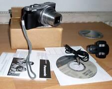 PANASONIC Lumix DMC-TZ70EB-K Superzoom Compact Digital Camera - Silver