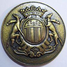 RENNES .1830 / 1980 .CENT CINQUANTENAIRE DE LA CAISSE D'EPARGNE.BRONZE