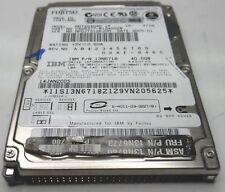 "HDD 2,5"" 40 GB IDE / PATA  MTH2040AH 1P P/N CA06377-B134000B FRU P/N 13N6773"