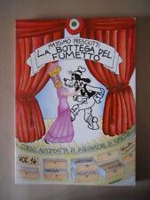 La Bottega del Fumetto Corso autodidatta disegnatore fumetti #16 1985 [G121]