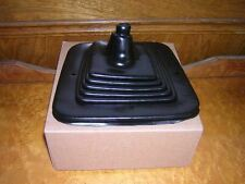 NOS 3&4 SPEED GM (W/CONSOLE OR W/OUT) SHIFTER BOOT! TRANS AM FIREBIRD CAMARO Z28