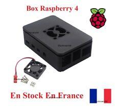 Box Coque Fan Raspberry Pi 4B case shell