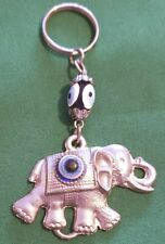 Fun Metal Elephant Keychain