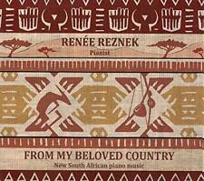 Renee Reznek - From My Beloved Country - New South African Piano Music [CD]