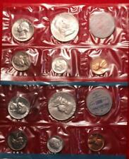 Uncirculated 1963 United States Silver Mint Set