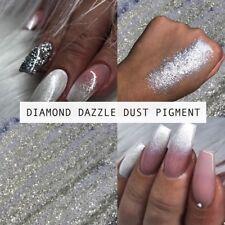 Diamond Dust Nail Pigment Mirror Powder Chrome Gel Nail Art Glitter C9 Glittery