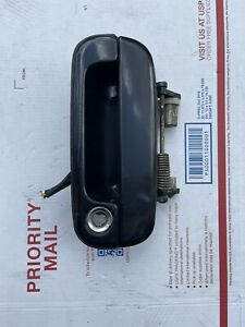 1991-1995 Acura Legend COUPE 2-DOOR Driver LH Outside Handle 2DR 91 93 95 Black
