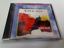 """CAPERCAILLIE """"GET OUT"""" CD 8 TRACKS COMO NUEVO"""