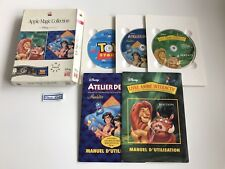 Apple Magic Collection (Le Roi Lion, Aladdin) - Mac - FR - Avec Notice