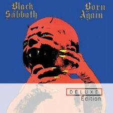 "BLACK SABBATH ""BORN AGAIN(DELUXE EXPANDED EDT)""2 CD NEU"