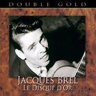 Jacques Brel: Le Disque D' or - box 2 CD