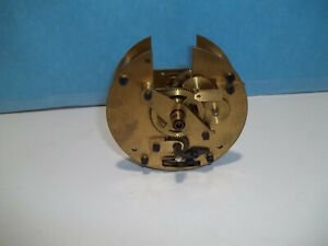 SMITHS ASTRAL TIME ONLY SHIP CLOCK MOVEMENT FOR PARTS