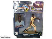 Barry Bonds San Francisco Giants MLB Starting Lineup 2 SLU Action Figure 2000