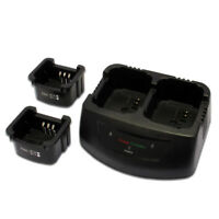 MaximalPower™ Dual Charger for MOTOROLA  XPR-6300 6350 6500 6550 XiR P-8200