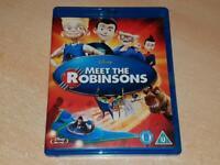 Disney Meet The Robinsons Blu Ray 2013