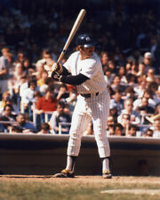 New York Yankees THURMAN MUNSON Glossy 8x10 Photo Baseball Print Poster