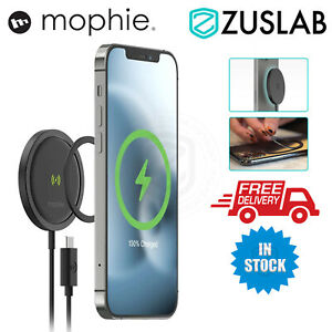 Mophie Snap Wireless Charger 15W Charging Pad Black