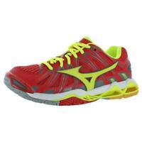 Mizuno Mens Wave Tornado X2 Red Athletic Shoes Sneakers 12 Medium (D) BHFO 7040