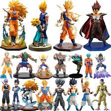 Dragon Ball Z Dragonball Son Goku Vegeta PVC Figur Figuren Spielzeuge Geschenk