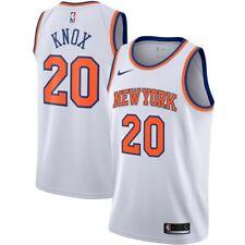 New 2020 Nike New York Knicks Kevin Knox Association Edition Swingman Jersey