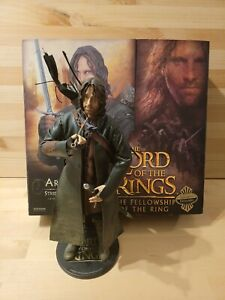 1/6 Scale Sideshow Aragorn figure, exclusive version.