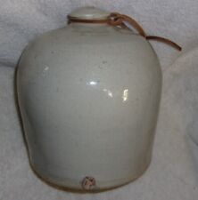 Antique Rare Aafa Stoneware Crock Unusual Storage Water Other Primitive Mint