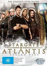 Stargate Atlantis : Season 5 (DVD, 2009, 5-Disc Set)