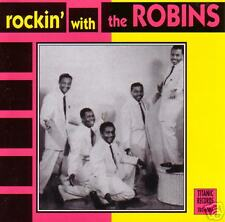 ROBINS - Rockin' with the Robins - Limited Edition CD