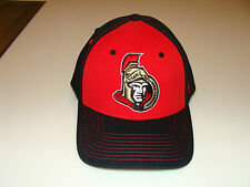 2012-13 Zephyr Ottawa Senators NHL Hockey Flex Fit Hat Cap Uppercut TC Youth