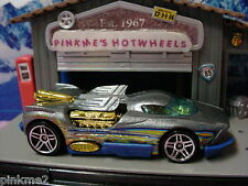 2011 Hot Wheels MAELSTROM☆Gray ☆NEW Loose☆Multi Design Exclusive