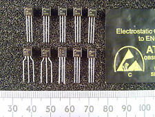 Qty 10 : Junction Field Effect Transistor, JFET Audio & RF, N and P Channel ff