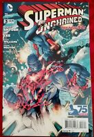 °SUPERMAN UNCHAINED #3 THE NEW 52° US Marvel 2013  Snyder & Jim Lee