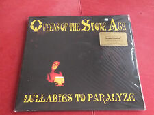 The Queens Of The Stone Age - Lullabies To Paralyze 2005 MOV REISSUE  2011 Red