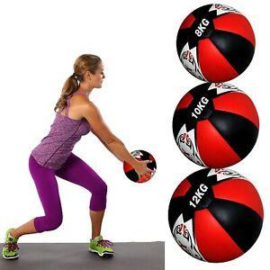 Medicine Ball Crossfit Wall Fitness Pilates Slam Exercise Ball MMA Gym Training