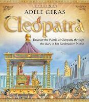 NEW Cleopatra (Lifelines) 9780753466735 by Geras, Adele