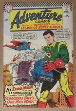 Adventure Comics #341 (1966) 5.0...Superboy..Triplicate Girl becomes Duo Damsel